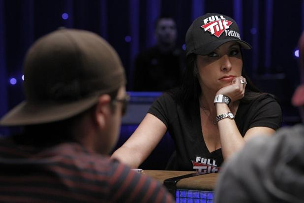 Karina Jett Closes on Her First Main Event Cash