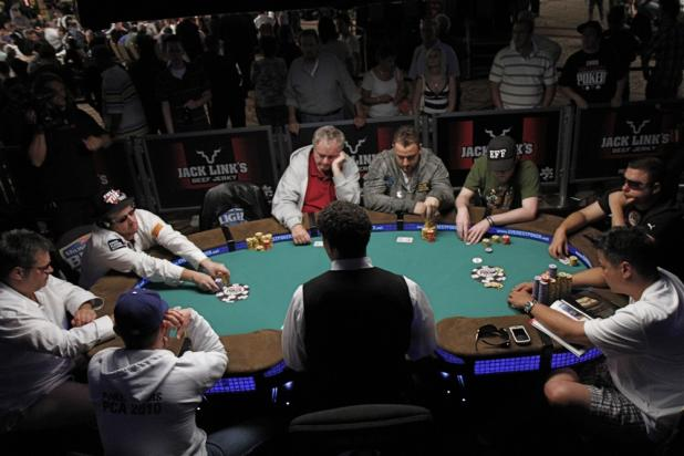 Gavin Smith Moves All In at the Secondary Table