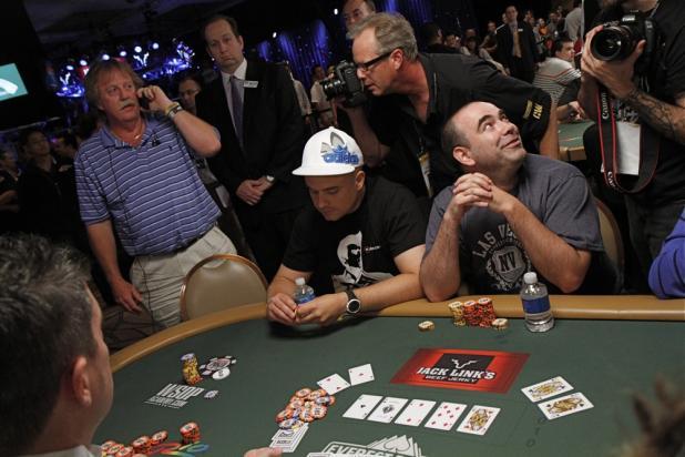 Tim McDonald Bursts the Money Bubble