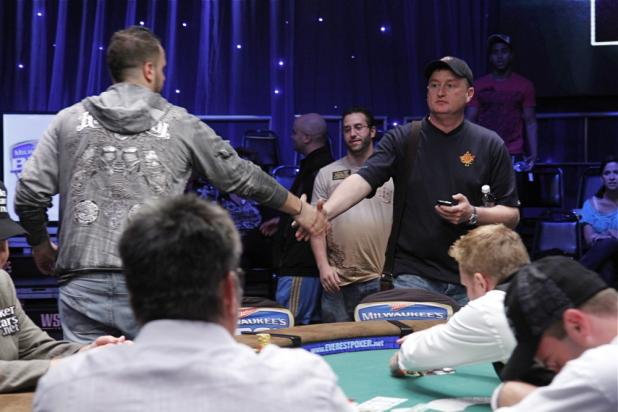 Frank Kassela Clinches a Tie for WSOP Player of the Year