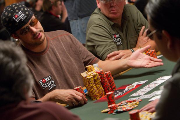 poker hands wsop