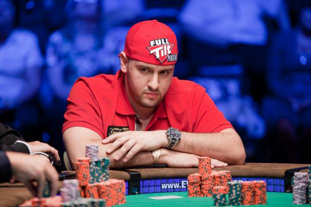 Michael Mizrachi Becomes a Short Stack
