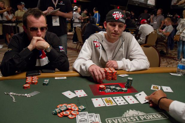 Dag Palovic Busts in 37th Place