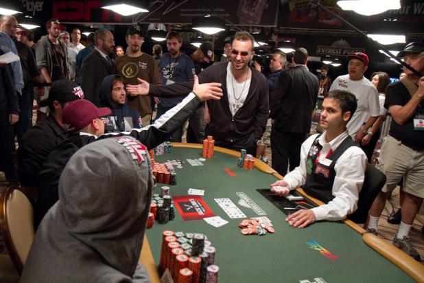 Bryn Kenney Bubbles the Final Three Tables