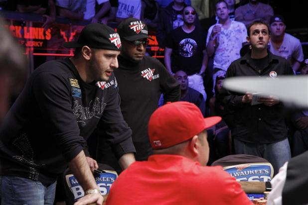 Hasan Habib Busts in 14th Place