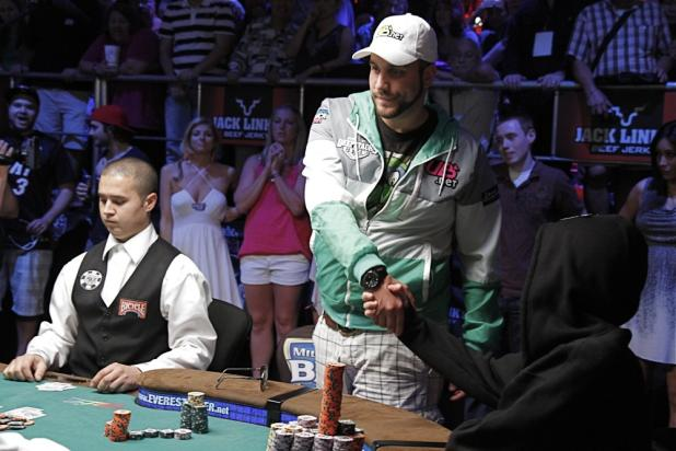 """Adam """"Roothlus"""" Levy Busts in 12th Place"""