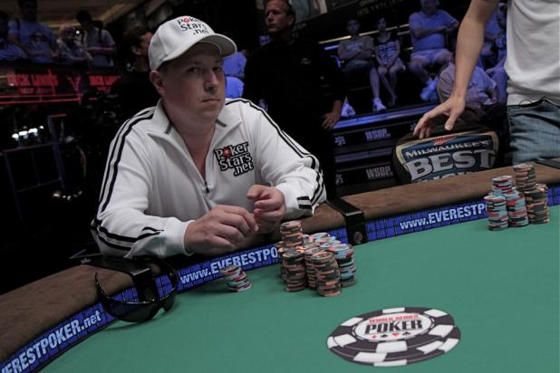 Vladimir Schmelev, the Wildcard at the $50K Final Table