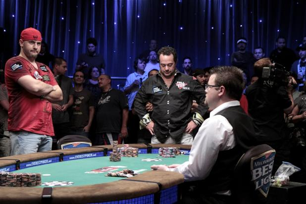 Queen on the River Crushes David Oppenheim