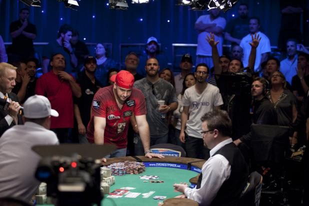 Michael Mizrachi Takes Control of the $50K Poker Players Championship