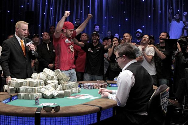 Michael Mizrachi Wins the $50K Poker Players Championship