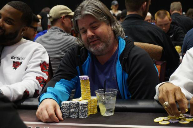 JARED HEMINGWAY LEADS CHOCTAW MAIN EVENT