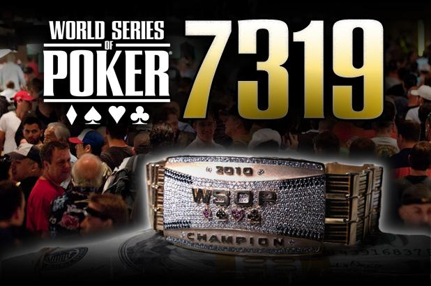 2010 WSOP MAIN EVENT EXCEEDS ALL EXPECTATIONS: THE OFFICIAL NUMBERS ARE IN