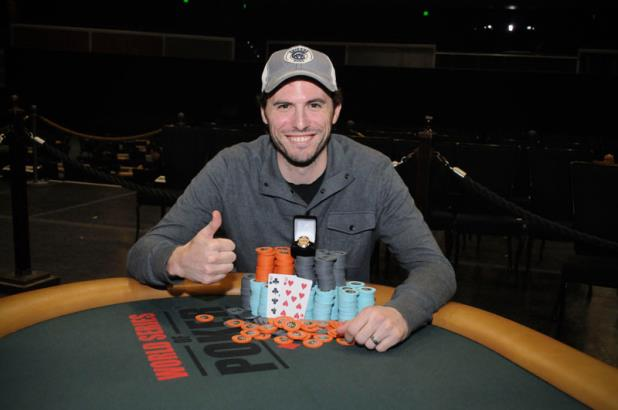 Article image for: ROB COVENTRY WINS HAMMOND MAIN EVENT