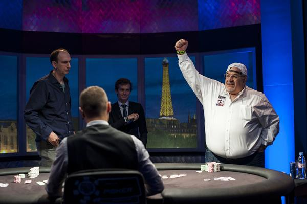 Article image for: ROGER HAIRABEDIAN BECOMES FRANCE'S FIRST TWO-TIME BRACELET WINNER