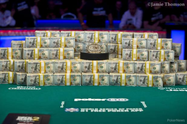 NEARLY $150 MILLION IN CASH WON DURING WSOP ONLINE SERIES 2020