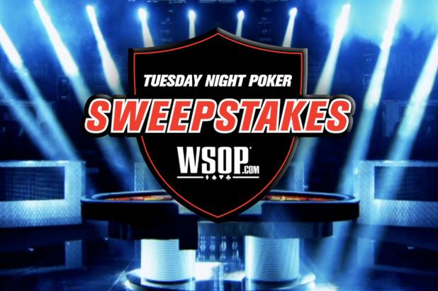 WSOP UNVEILS WEEKLY WATCH & WIN SWEEPSTAKES TO CELEBRATE 10th YEAR ON ESPN