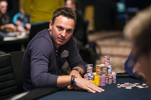 Article image for: SAM TRICKETT STEAMROLLS DAY 1 OF THE BIG ONE FOR ONE DROP