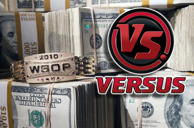 TELECAST SCHEDULE ANNOUNCED FOR WORLD SERIES OF POKER CIRCUIT TOUR ON VERSUS