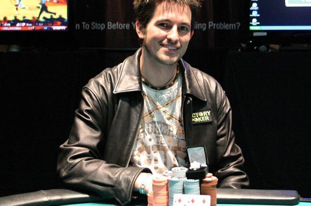 Article image for: WASICKA WINS WSOP CIRCUIT AT TUNICA