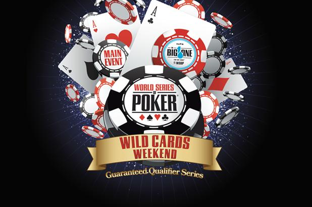 WIN YOUR SEAT INTO THE WSOP $1MM BUY-IN EVENT