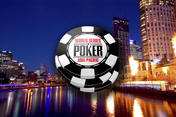 WSOP ASIA-PACIFIC ANNOUNCES 2013 SCHEDULE