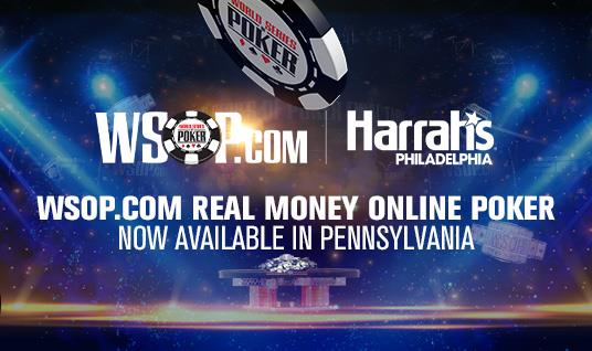 World Series of Poker Online Expands into Pennsylvania