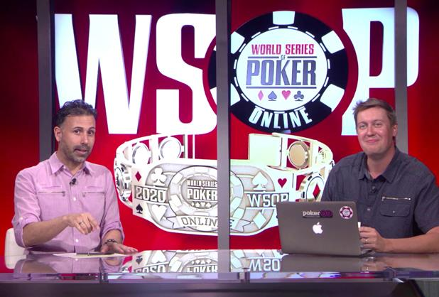 WSOP ONLINE RECAP SHOW WEEK 7 - GUESTS DANIEL DVORESS, KEVIN MARTIN AND NORMAN CHAD