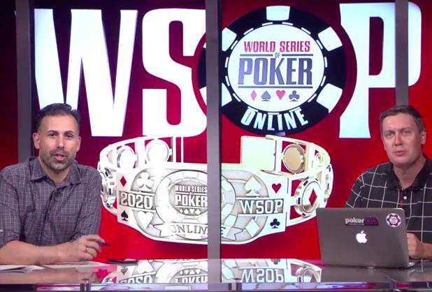 Article image for: WSOP ONLINE RECAP SHOW WEEK 8 - GUESTS DANIEL NEGREANU, ALEK STASIAK AND ALYSSA MACDONALD