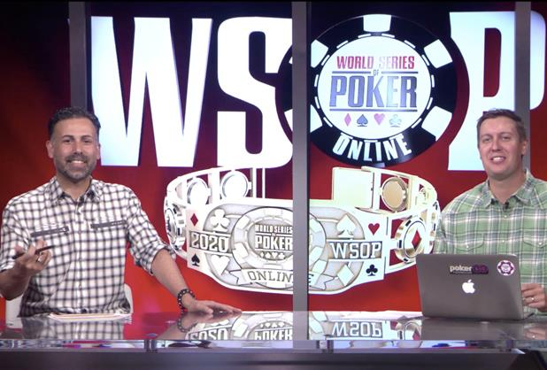 Article image for: WSOP ONLINE RECAP SHOW WEEK 9 - GUESTS JASON KOON AND NICK MAIMONE