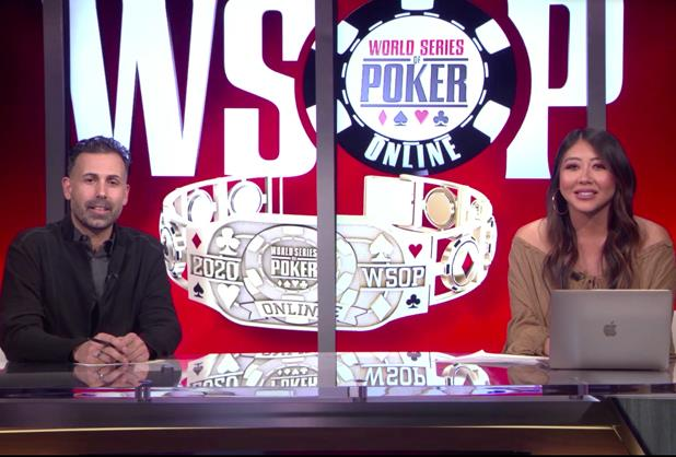 WSOP ONLINE RECAP SHOW WEEK 6 - GUESTS IAN STEINMAN, NICK GUAGENTI AND NORMAN CHAD