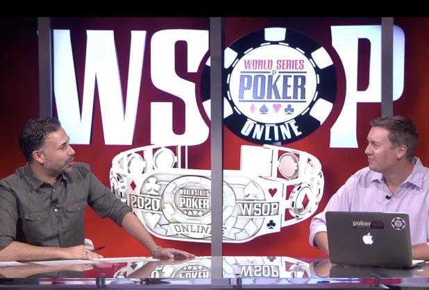 WSOP ONLINE RECAP SHOW WEEK 10 - GUESTS BRYAN PICCIOLI, ALI IMSIROVIC AND BILL PERKINS
