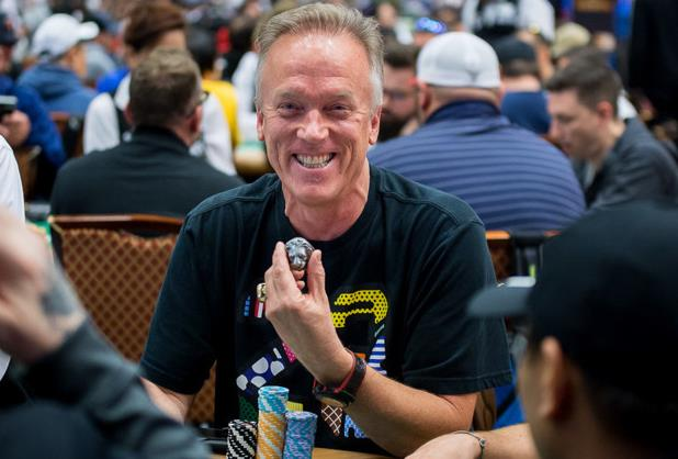 PAT LYONS OUTLASTS FIELD OF 917 TO WIN WSOP GOLD AND $173,551 IN $777 NO LIMIT HOLD