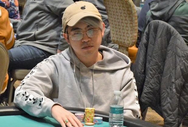NJ NATIVE KENNY HUYNH DEFEATS FIELD OF 2,545 AND CLAIMS HIS FIRST BRACELET AND $133,857