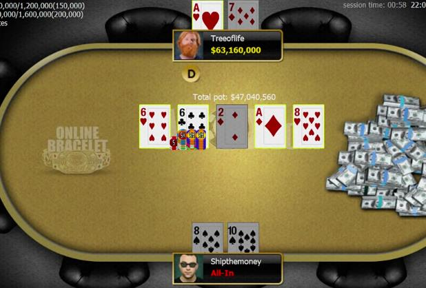 ALLAN CHEUNG CLAIMS VICTORY IN NLH TURBO DEEPSTACKS FOR HIS FIRST BRACELET AND $120,083