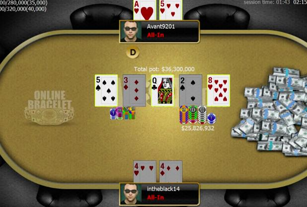 Article image for: RAYMOND AVANT DEFEATS FIELD OF 1452 IN HOLD'EM KNOCKOUT TO WIN WSOP BRACELET AND $93,776