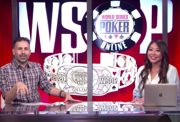 WSOP ONLINE RECAP SHOW WEEK 5 - GUESTS TONY DUNST, RYAN LAPLANTE AND NORMAN CHAD
