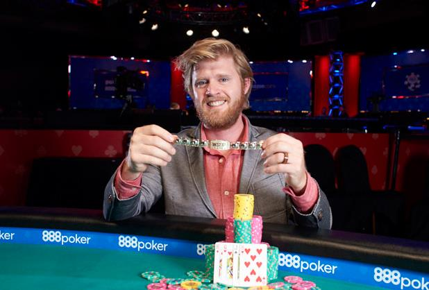 TEXAS POKER PRO NATHAN GAMBLE EARNS 2ND CAREER PLO BRACELET IN PLO8 6-HANDED