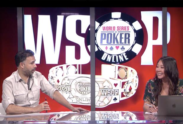 Article image for: WSOP 2020 ONLINE - PREVIEW SHOW: ALI NEJAD AND MARIA HO BREAK DOWN WEEK 1
