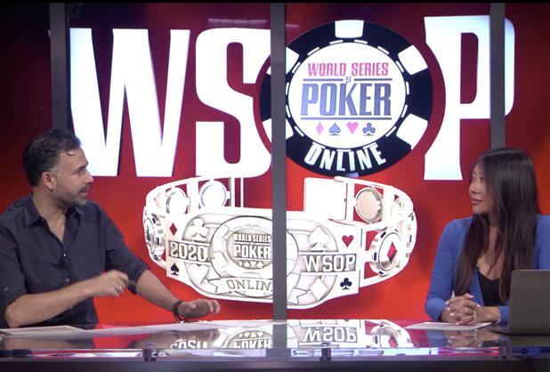 Article image for: WSOP ONLINE RECAP SHOW WEEK 2 - GUESTS JONATHAN DOKLER, CHANCE KORNUTH AND NORMAN CHAD