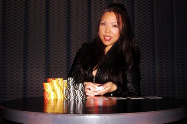 CASINO CHAMPION PROFILE: SANDRA WONG