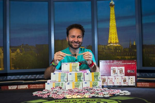Article image for: DANIEL NEGREANU WINS WSOPE HIGH ROLLER AND POY IN DRAMATIC FASHION