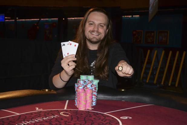 Article image for: BLAKE WHITTINGTON WINS MAIN EVENT AT HORSESHOE TUNICA