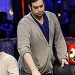 Arthur Morris is eliminated in 10th place