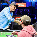 Erick Lindgren is eliminated in 7th place
