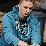 Sean Troha moves all in