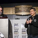 Bracelet Winner Perry Shiao