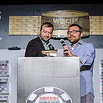 WSOP Executive Director Ty Stewart introduces Matt Kalish, CEO of Draft Kings