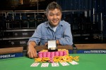 2010 WSOP Event #14 Winner, Yan Chen