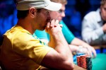 Jared Solomon at the final table of event #24