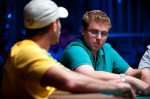 William Haydon at the final table of event #26